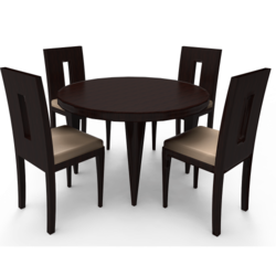 Attractive Dining Table, White Dining Table, डाइनिंग टेबल   Bhumika Mobil, Jaipur    ID: 14696049833