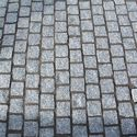 Black Granite Cobblestone