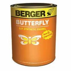 Berger Butterfly Enamel Paint