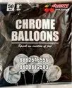 Crome Party Balloon