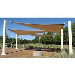 Shade Sails Tensile Shed