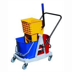 Mop Wringers & Trolleys