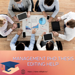 Management Thesis Writing Service