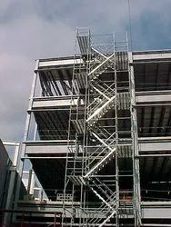Ladder and Staircase Fabrication