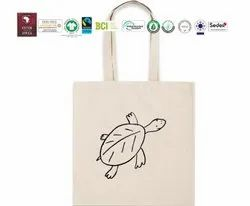 Sustainable Cotton Shopping Bag