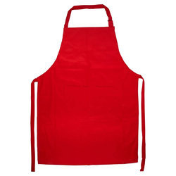 Microfiber Embroidered Cotton Apron