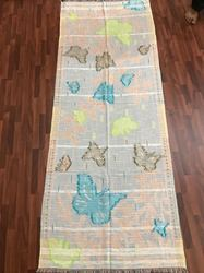 Cotton Butterfly Cutwork Shawls