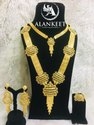 One gram gold jewelry