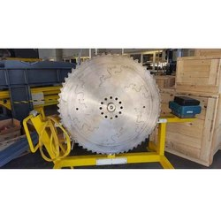 Mew Screwed TCT Circular Saw Blade, For Steel, Metal Industry, Size/Dimension: Upto 2000 Mm (diameter)