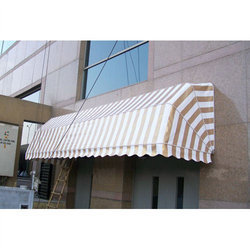 Window Awning Shed
