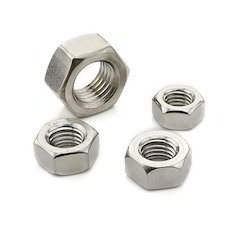Stainless Steel Hex Nuts SS 304 A2 70