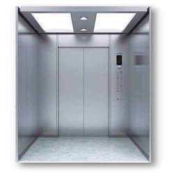 RK Stainless Steel Otis Passenger Lifts, Max Persons/Capacity: 6-12