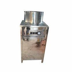Cashew Peeling Machine with Compressor
