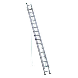 SKL Aluminum Wall Support Extension Ladder