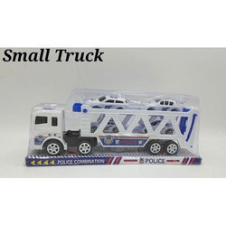 White Small Truck Toy