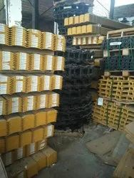 Carbon Steel Excavator Track Link Chain Assembly