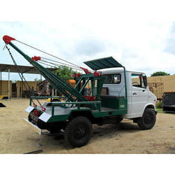 Hydraulic Recovery Truck
