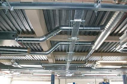 Ac Ducting System