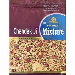 Chandak Ji Crispy Mixture Namkeen, 25 kg, Packaging Type: Packet