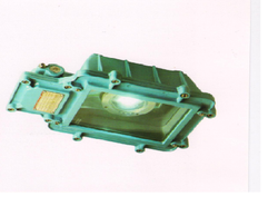 Flameproof LED Clean Room Bulkhead Lighting Fixture