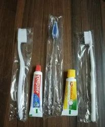 Hotel Room Toothbrush Kit