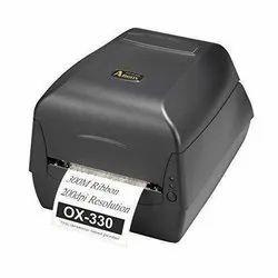 Argox OX330 Dextop Barcode Printer