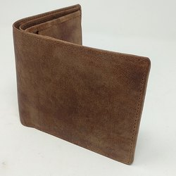 Hunter Leather Brown Wallet