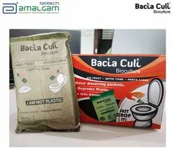 Low Maintenance Septic Tank Waste Degradation Bacteria Packets