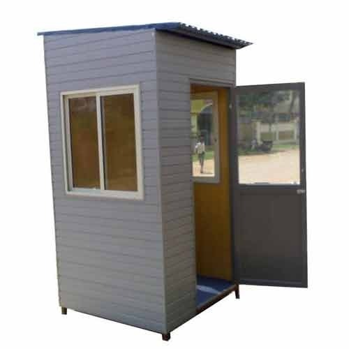 PVC Portable Security Cabins