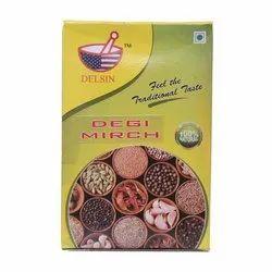 Delsin Degi Mirch Powder, Packaging Size: 100gm to 1kg