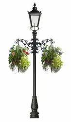 20公斤铁玻璃花园灯,IP等级:IP 55, 220