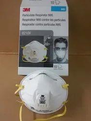 General Purpose Head Band 3M 8210 Mask