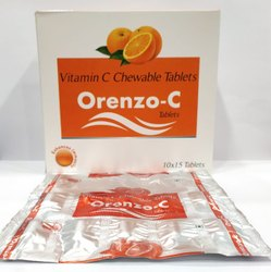 Vitamin C Chewable Tablets