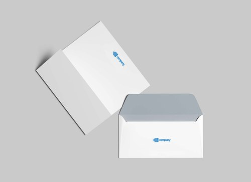 Corporate Envelope Printing, Dimension / Size: A4