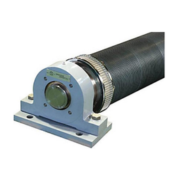 Jointed Axle Rubber Roller