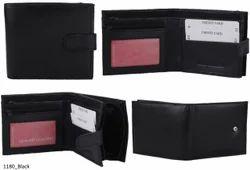 Genuine Leather Credit Card Mens Wallet (1180)