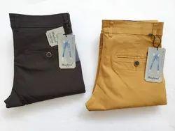 Chinos Multicolor Cotton Pants