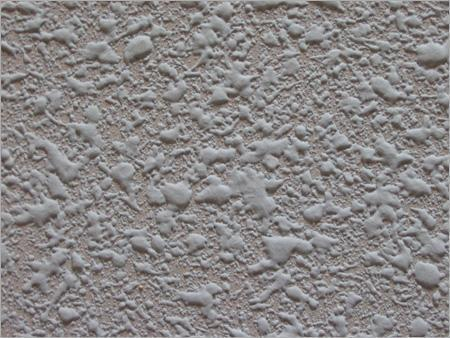 Spray Coat Textured Paint at Rs 40 square feet textured wall