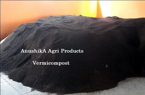 Earthworm Compost Bio Fertilizer, For Home Garden & Agriculture