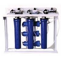 Semi-Automatic 100 LPH RO Commercial Water Purifier