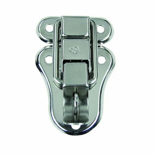 Stainless Steel Briefcase Draw Latch - Penn-elcom Hardware