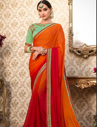Women Party Wear Saree