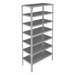 MS Slotted Angle Rack