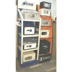 Digital Safe Lockers
