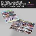 School Magazine/Newsletter Printing Services