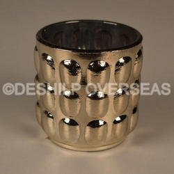 Designed  Candle Votive Holder