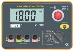 Digital Insulation Tester DIT918