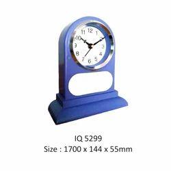 Plastic Table Top Clock