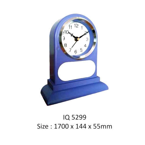 Plastic Table Top Clock