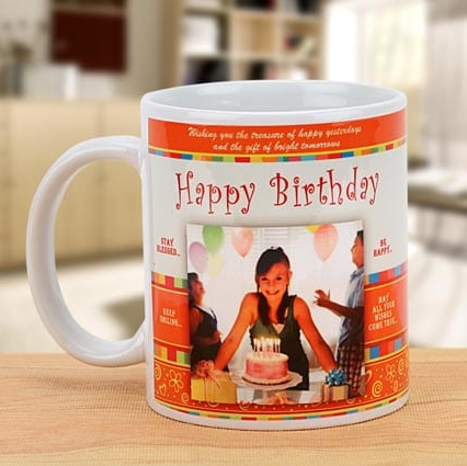 Personalised Gifts For Birthday - Happy Bday Personalized